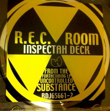 Inspectah Deck – R.E.C. Room (Promo CDM) (1999) (320 kbps)