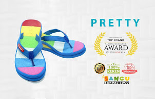 SANDAL PRETY made in SANCU