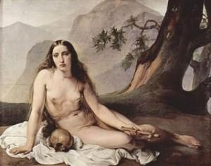 María Magdalena fue la novia y después esposa de Jesús de Nazaret, aunque el cristianismo lo niega | Ximinia