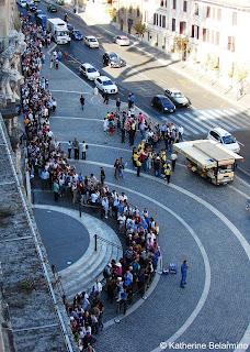 Vatican Museums Line