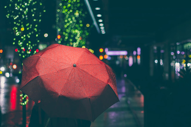 prasa, glamour, parasol