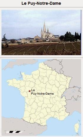 Το Le Puy-Notre-Dame της Γαλλίας. http://leipsanothiki.blogspot.be/