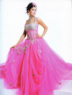 Ball gown flower girl green wedding dress cute girl halter purple