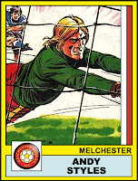 Andy Styles - Melchester Rovers