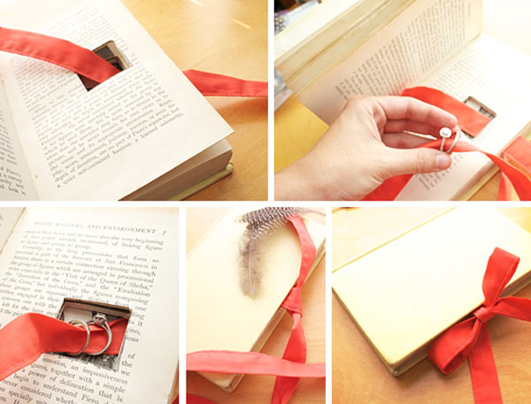 Diy Hardcover Book : The book project and me diys with books