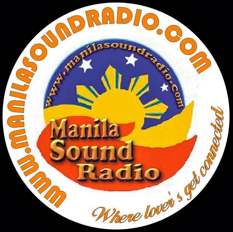 """TUNE IN"" Search Manila Sound Radio"