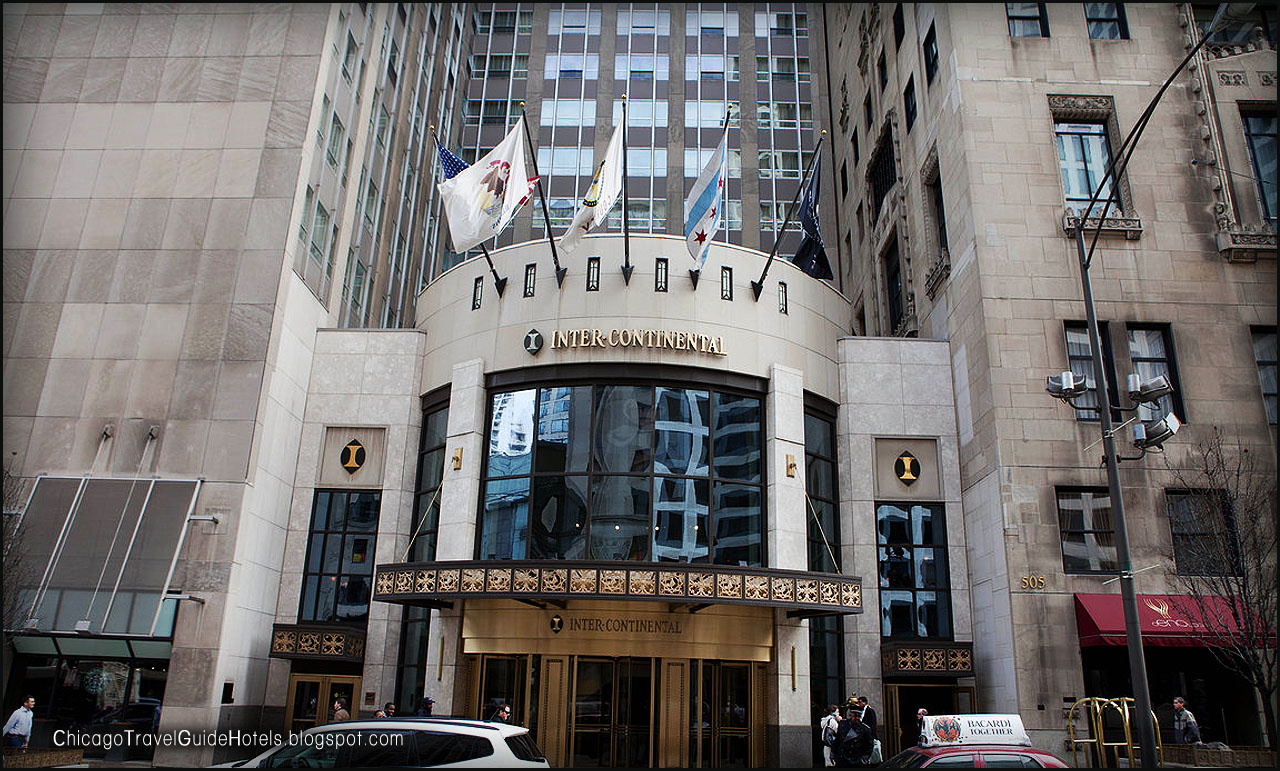 Chicago hotels guide chicago intercontinental hotel for Hotel chicago hotel