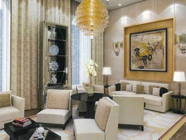 Interior of Mukesh and Neeta Ambani House