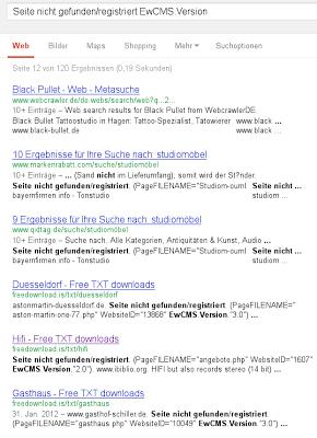 Wie die Euroweb-Suchmaschinenoptimierung funktioniert...