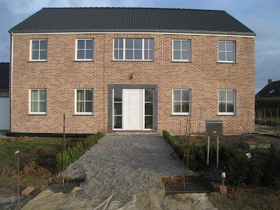 Inspirations construction de notre maison passive dans for Construction maison belgique