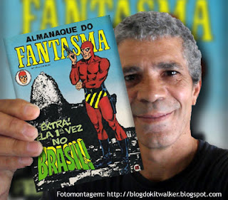Fantasma no Brasil
