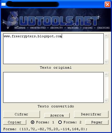 decrypt ufd2 hash
