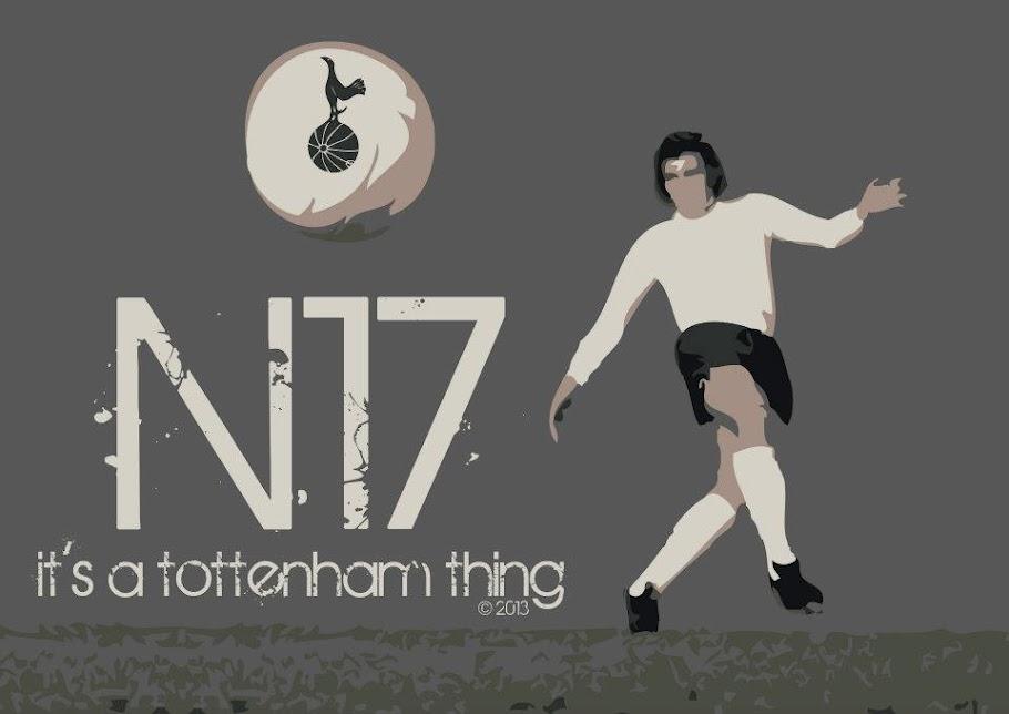 N17 it's a Tottenham thing