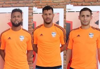 """Marisi, Salcedo y Holguín dan al Cibao FC efectividad en los dos lados del campo"""""""
