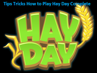 Tips Tricks How to Play Hay Day Complete