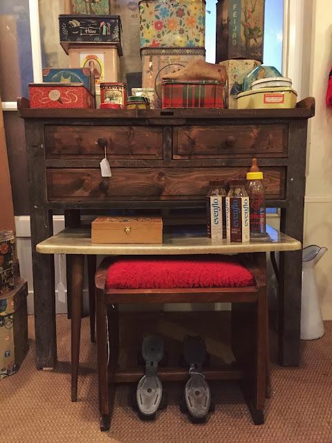 decoração vintage, loja vintage, móveis vintage