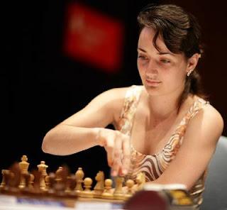 Echecs & Star : Kateryna Lahno au Top 12