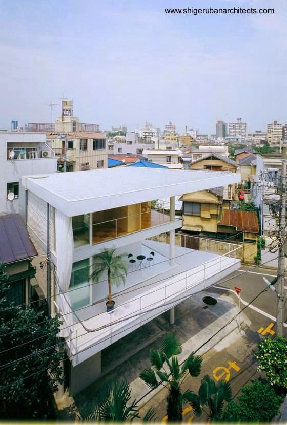 cortinas de casas modernas