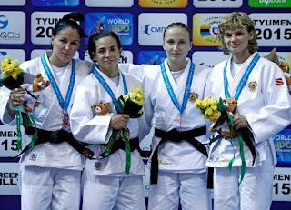 JUDO - Julia Figueroa consigue la primera medalla española de oro en un Grand Slam