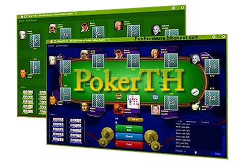 PokerTH - Free Texas Hold'em