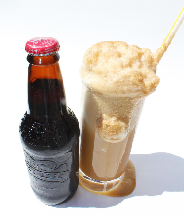 Fashionably Bombed: Adult Root Beer Float
