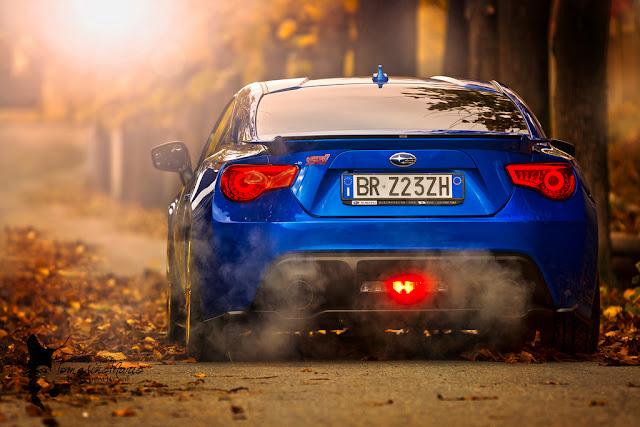 Subaru BRZ, tył, lampy, nowy sportowy samochód, boxer, japoński, niedrogi sportowy samochód, opinie, problemy, informacje