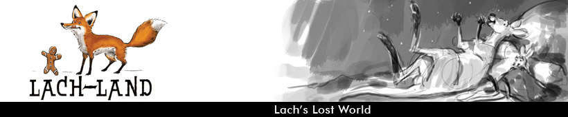Lach&#39;s lost world