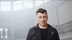 Sam Smith performing Stay With Me
