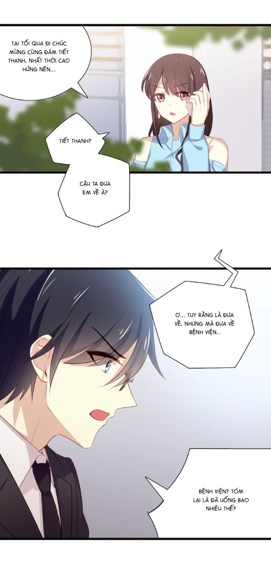 Tình Yêu Là Thế 2 Chap 7