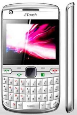 Handphone eTouch Terbaru 2013