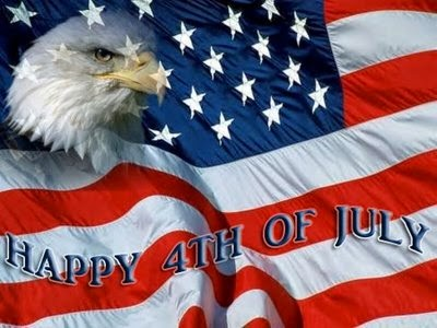 happy 4th of july, USA,
