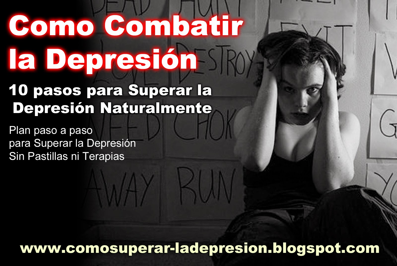 Como superar la depresi n naturalmente como combatir la depresi n m todo para combatir la - Como combatir la condensacion ...