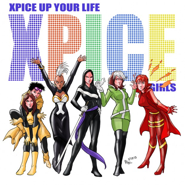 Spice Girls - Xpices Girls