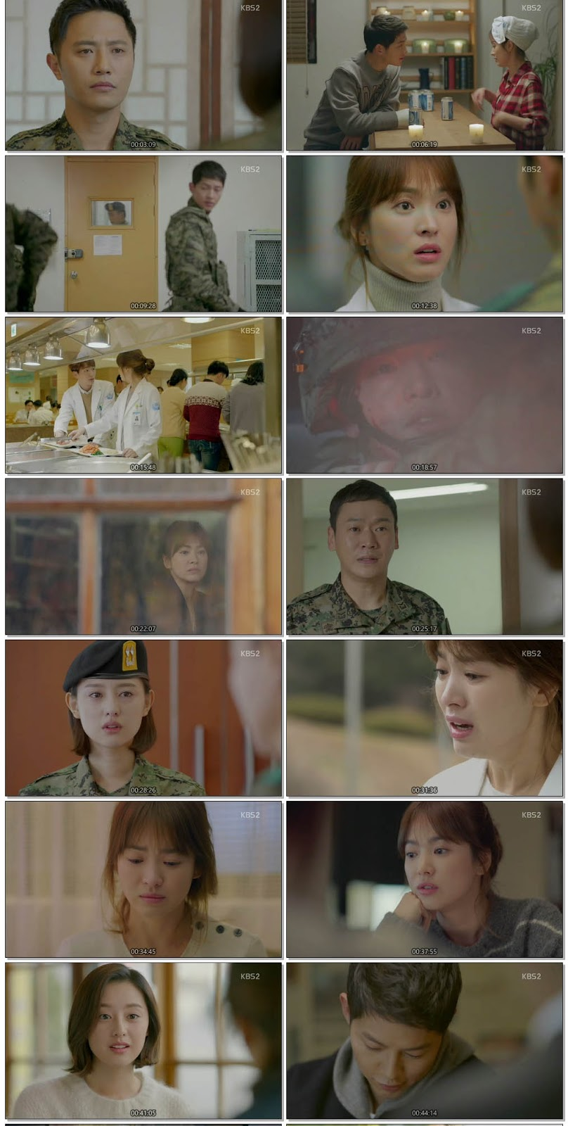 Descendants of the Sun 2016 S01E15 In Hindi Download at 9966132.com