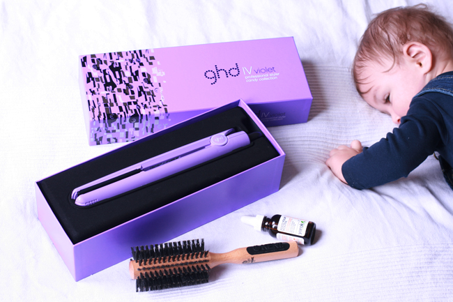 Stylonylon - Hair Tutorial - ghd Candy Collection Stylers
