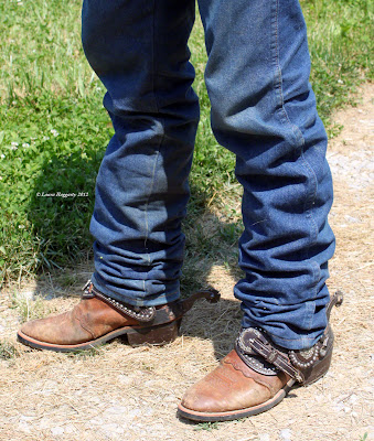 "The Right Amount Of &Quot;stack"" In Your Jeans"