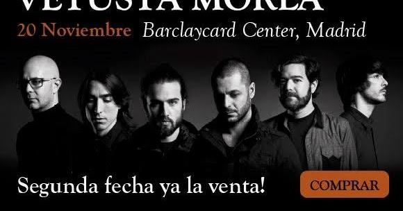Vetusta Morla anuncia nuevo single y tercer concierto en el BarclayCard Center de Madrid
