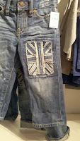 Union Jack Gap Jeans