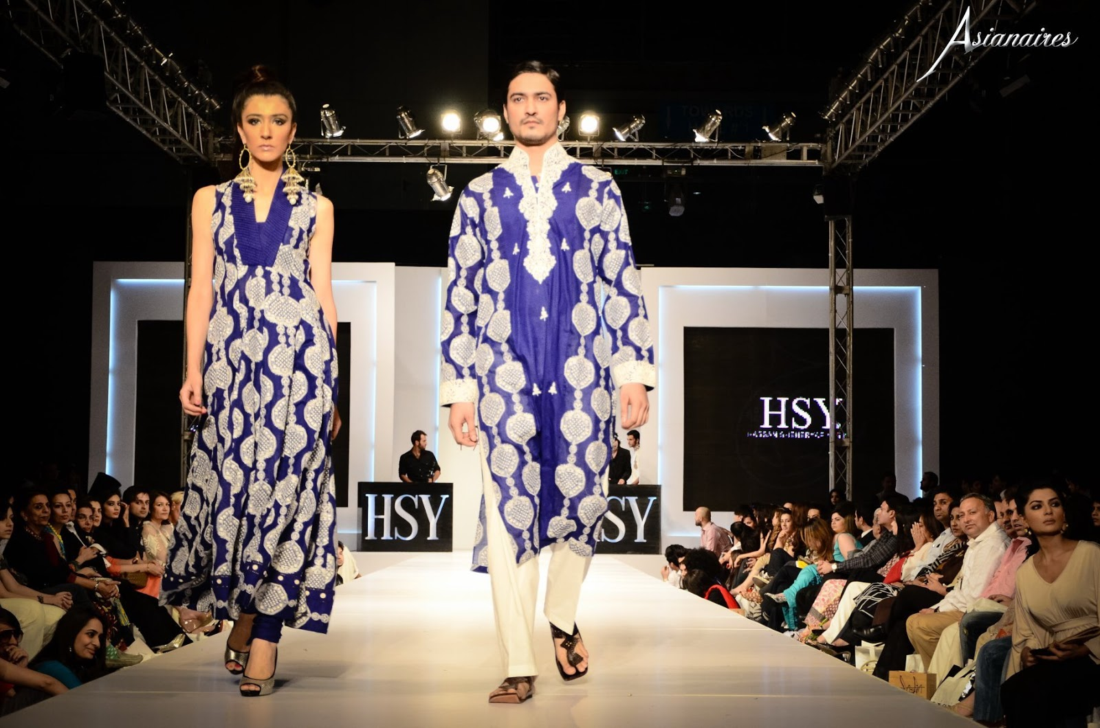 PFDC-Sunsilk Fashion Week A/W 11 - HSY - Asian Wedding Ideas