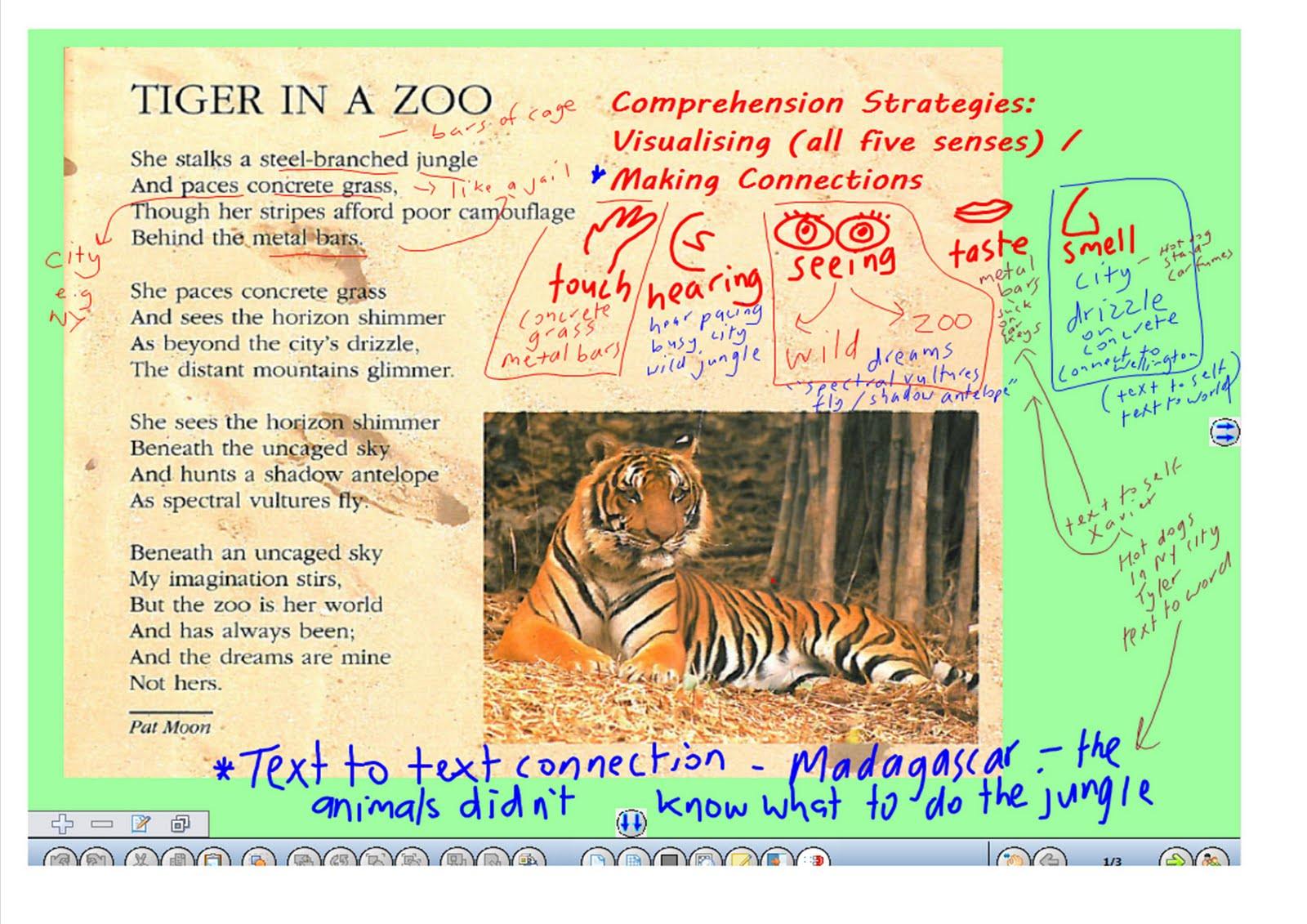 leslie norris a tiger in the zoo I want to be free 219 likes we are this situation of leopard reminds us a poem 'a tiger in the zoo' by leslie norris this poem contrasts a tiger in the zoo.