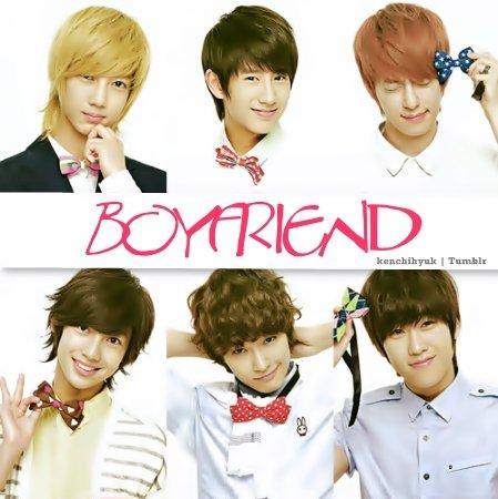 boyfriend member profile