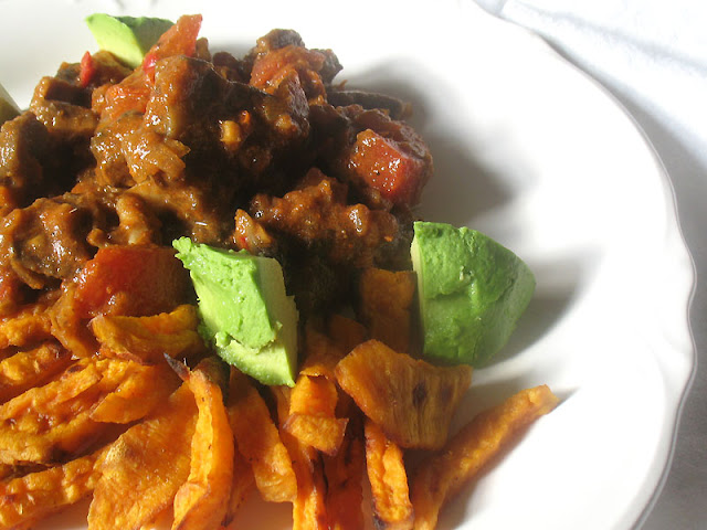 portobello chili