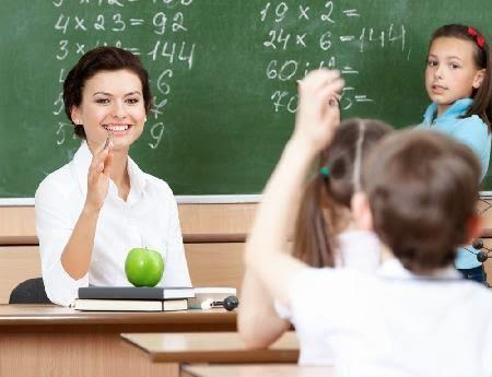 Guru sebagai Model/Tokoh Idola Anak