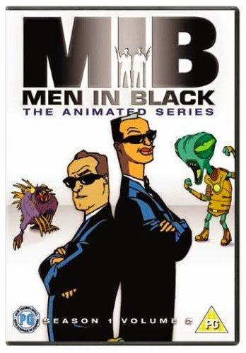 Hombres de Negro: La serie animada Temporada 3