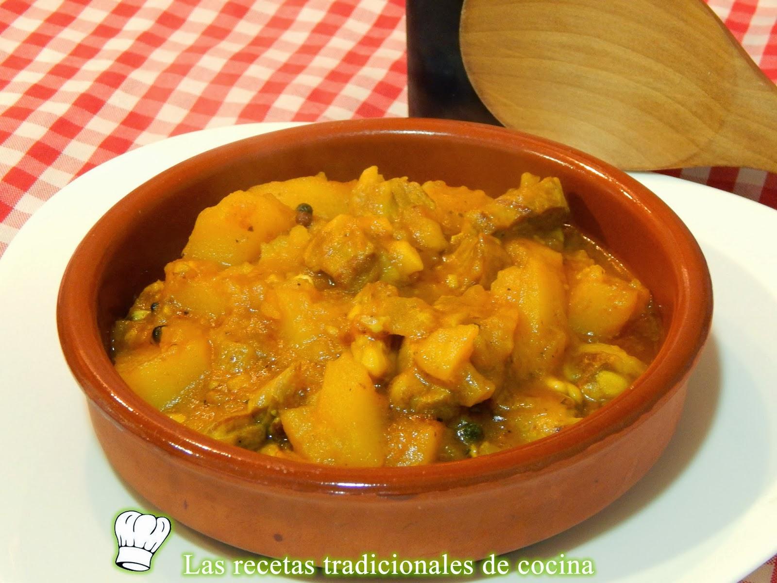 Receta de cordero estofado al estilo Murciano - Recetas de cocina ...