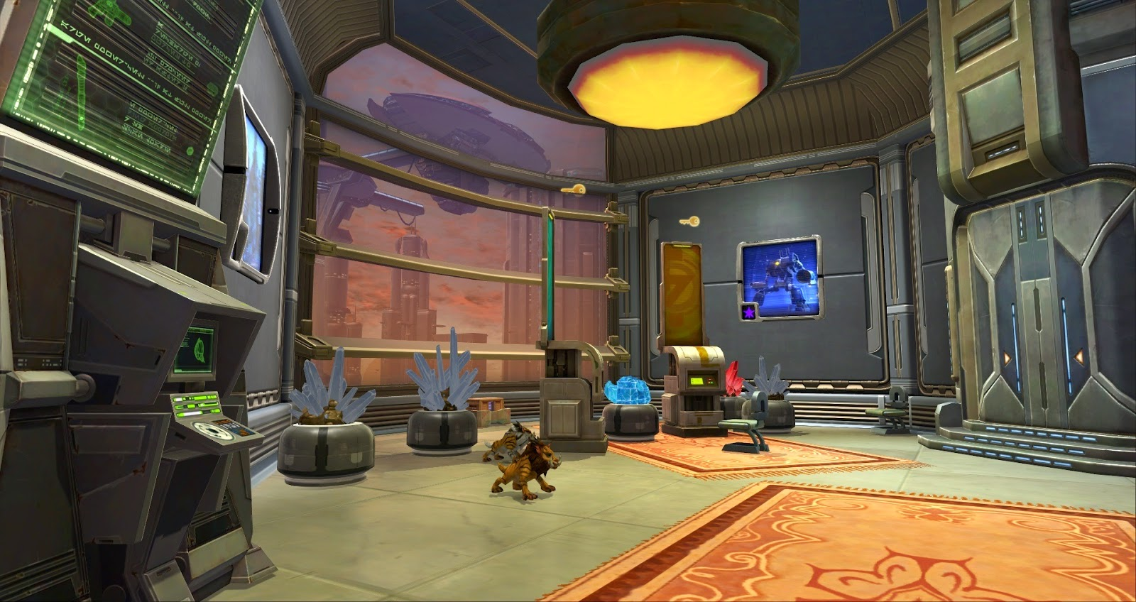 going commando a swtor fan blog welcome to my half empty i intentionally made the entrance area a bit messy looking as i picture my characters coming home after a long day of work feeling tired and dropping