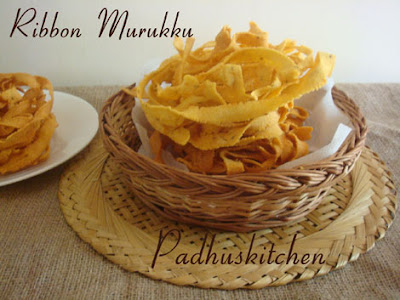 Ribbon Murukku-Ribbon Pakoda