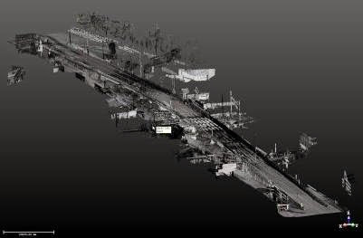 3Dスキャンデータ 画像