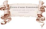 Premio otorgado por Lola Velasco