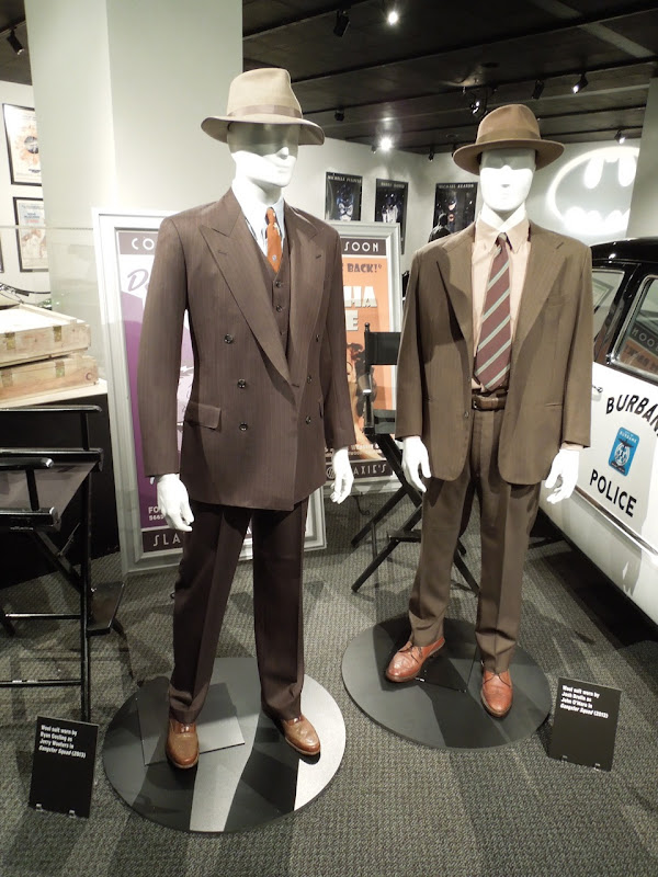 Gangster Squad movie costumes